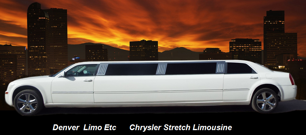 Contact Denver Limousine Etc