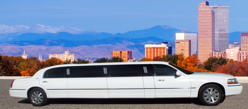Denver Limousine - Lincoln Town Car Stretched
