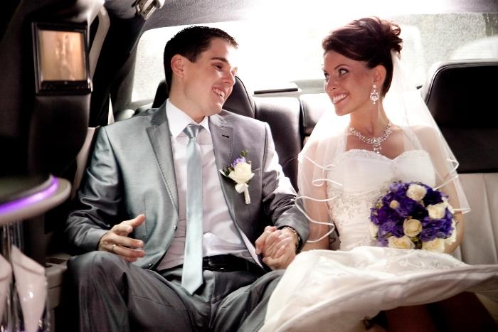 Wedding Limousine - Denver Limousine Etc